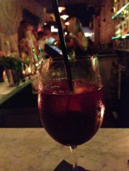 Signature Sangria at Barrio 47 (West Village)