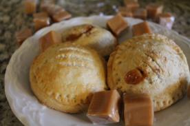 Mini Salted Caramel Pies