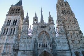 Rouen church