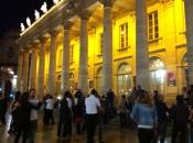 Salsa dancing in Bordeaux