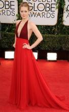 "Amy Adams (5'4"") in Valentino"