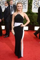 "Hayden Panettiere (5'1"") in Tom Ford"