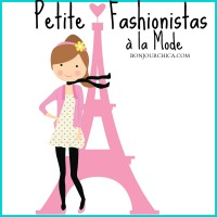 Petite Fashionistas à la Mode