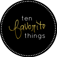 tenfavoritethings