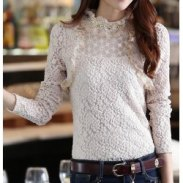Lace top $24