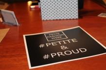 Petite & Proud