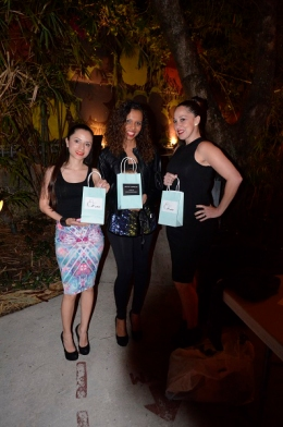 Guests at Petite Fashion Week Miami